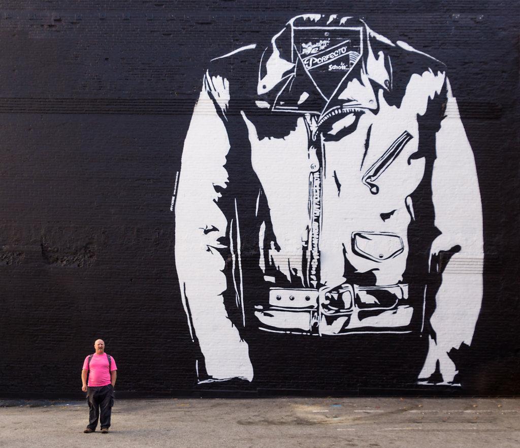 Lederjacke   Leather Jacket